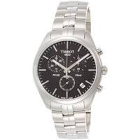 Tissot Men's T1014171105100 'PR 100' Chronograph Stainless Steel Watch