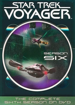 Star Trek: Voyager The Complete Sixth Season (DVD)