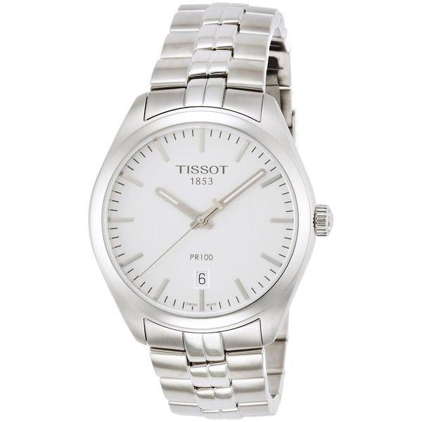 Tissot Men's T1014101103100 'PR 100' Stainless Steel Watch