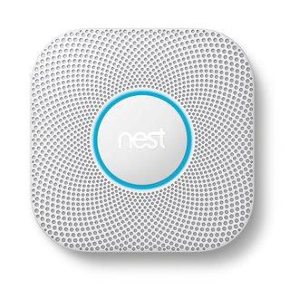 Nest Protect Smoke & Carbon Monoxide Alarm, Battery (2nd Generation)