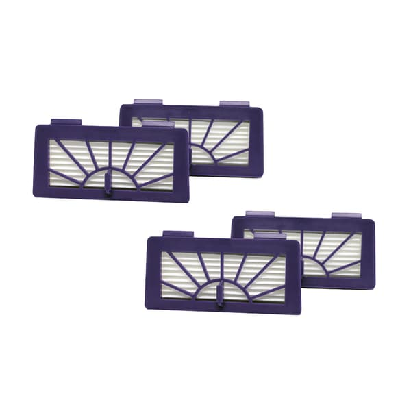 4 Neato Pet and Allergy Filters Part # 945-004 945-0048