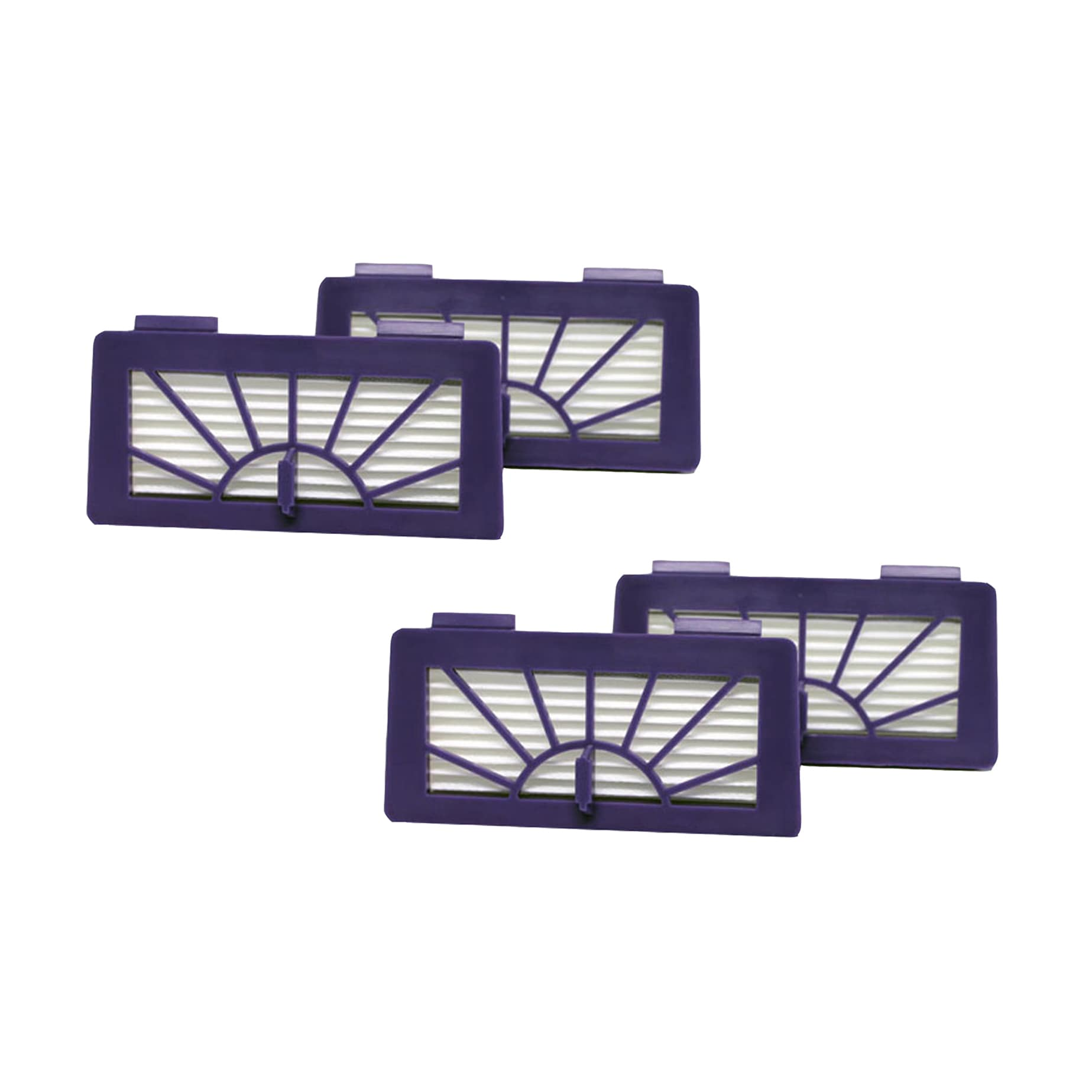Crucial 4 Neato Pet and Allergy Filters Part # 945-004 94...