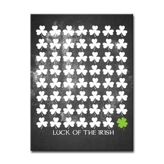 Ready2HangArt 'Luck of the Irish' Canvas Art