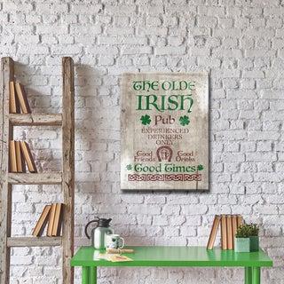 Ready2HangArt 'Good Times at the Irish Pub' Canvas Art