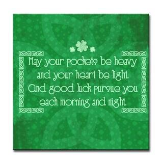 Ready2HangArt 'Good Old Irish Luck ' Canvas Art
