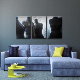 Ready2HangArt 'Urban Fashion X' 3-PC Canvas Art Set