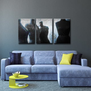Ready2HangArt 'Urban Fashion X' 3-PC Canvas Art Set (2 options available)