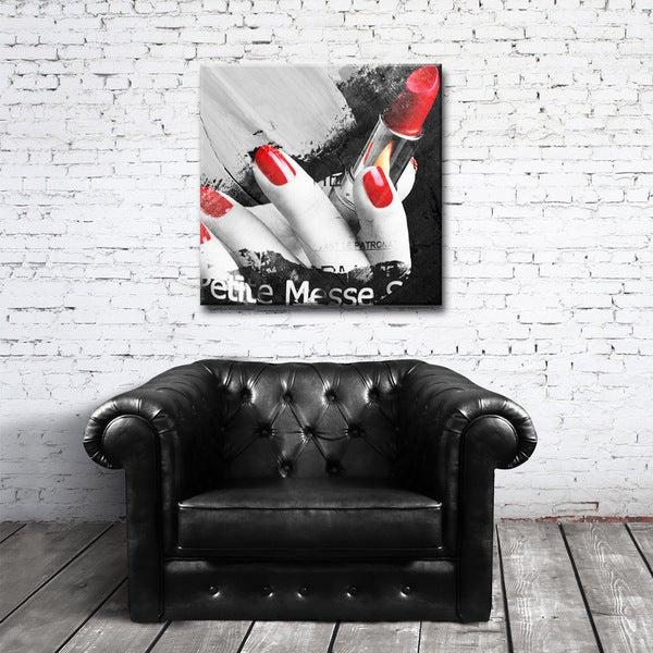 Ready2HangArt 'Urban Fashion XVIII' Canvas Art