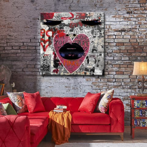 Ready2HangArt 'Urban Fashion XXXV' Canvas Art