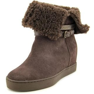 Coach Women's 'Norell' Regular Suede Boots