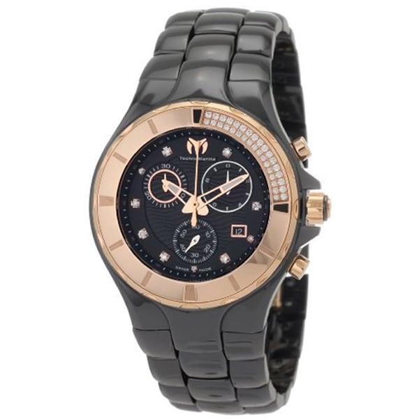 Technomarine Chronograph Diamond Watch