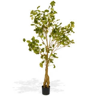 National Tree Company 4.20-inch Ginkgo Potted Tree