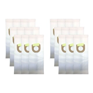 18pk Replacement Type Y Windtunnel Paper Bags, Fits Hoover, Compatible with Part 4010100Y