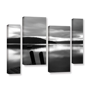 ArtWall Steve Ainsworth's Still Waters, 4 Piece Gallery Wrapped Canvas Staggered Set