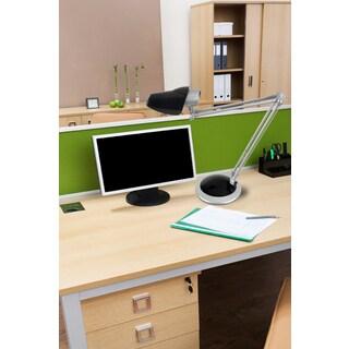 Tensor FS028-99/112 22-Inch Adjustable Arm Desk Lamp, Black