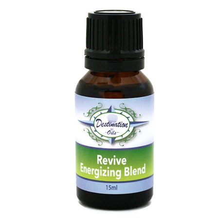 Revive Essential Oils for Energy 15ml Energizing Blend