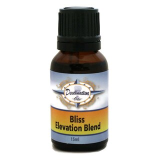 Destination Oils Bliss Elevation Essential Oil Blend for Emotions
