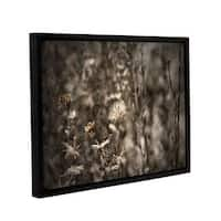 ArtWall Mark Ross's Dormant, Gallery Wrapped Floater-framed Canvas