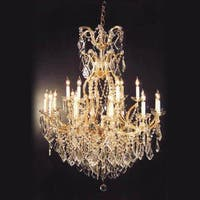 Gallery Lighting Crystal Lighting Chandelier