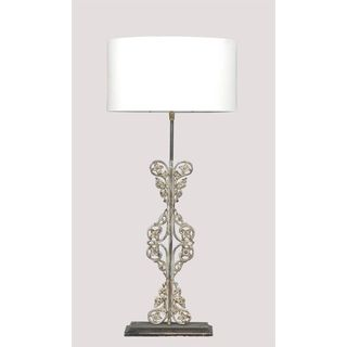 Plumlee Scroll Table Lamp