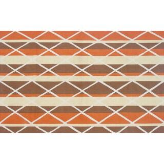 Handmade Bermuda Polypropylene Rug (8' x 10')