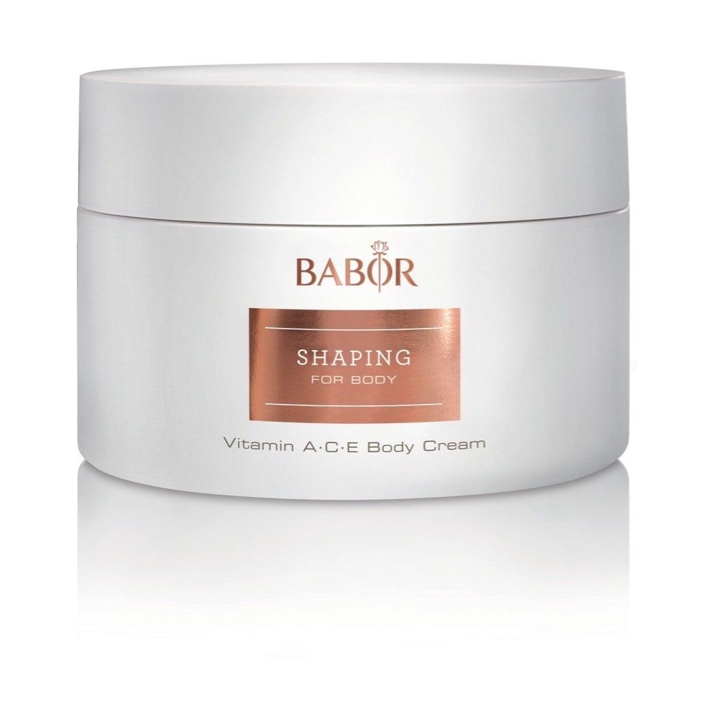BABOR Firming Vitamin ACE Body Cream (Ivory) (200 ml), Si...