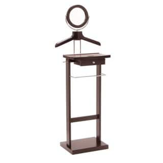 Winsome Dark Espresso Finish Valet Stand|https://ak1.ostkcdn.com/images/products/11335092/P18310197.jpg?impolicy=medium