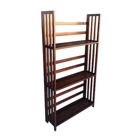 Handmade Brookshire Bookcase Tall (Indonesia)