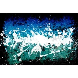 Maxwell Dickson 'Deep Sea' Modern Canvas Wall Art