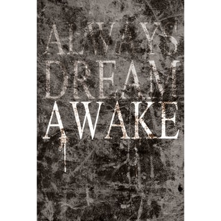 Maxwell Dickson 'Dream Awake' Modern Canvas Wall Art