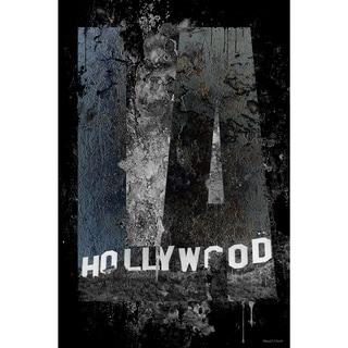 Maxwell Dickson 'Hollywood' Modern Canvas Wall Art