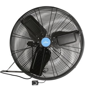 iLiving 24-Inch Wall/ Ceiling Mount Fan
