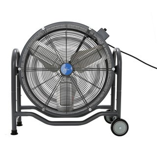 iLIVING 115V 24-inch BLDC Air Circulator High Velocity Floor Fan