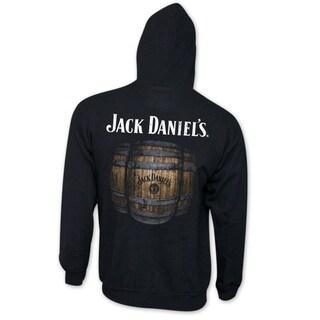 Jack Daniels Men's Black Barrel Hoodie