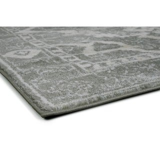 Admire Home Living Catherine Medallion Area Rug (7'10 x 10'2)