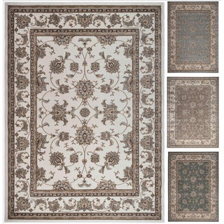 Admire Home Living Plaza Oriental Area Rug (3'3 x 4'11)