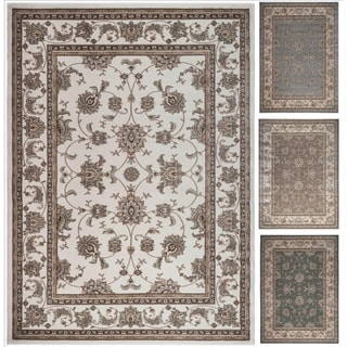 Admire Home Living Plaza Oriental Area Rug (5'3 x 7'3)