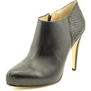 INC International Concepts Women's 'Bellon' Leather Boots