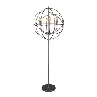 Aurelle Home Concetta Floor Lamp