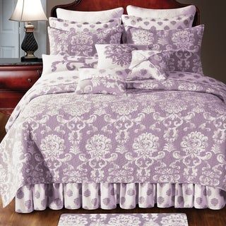 Providence Orchid Cotton Standard Sham