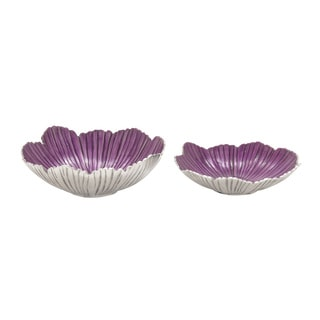 Aluminum Flower Bowl 13-inch x 12-inch