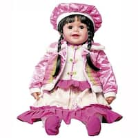 Cherish Crafts Madelyn 25-inch Musical Vinyl Doll