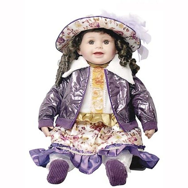 Cherish Crafts Harper 25-inch Musical Vinyl Doll