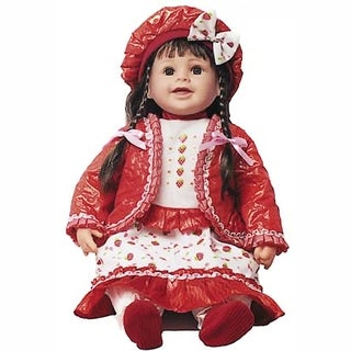 Cherish Crafts Sydney 25-inch Musical Vinyl Doll