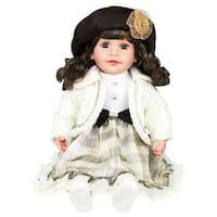 Cherish Crafts Isabella 25-inch Musical Vinyl Doll