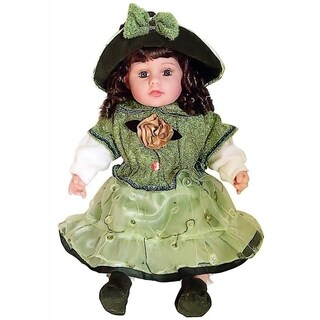 Cherish Crafts Charlotte 25-inch Musical Vinyl Doll