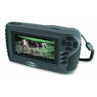 Moultrie Handheld Viewer Deluxe with 4.3-Inch Screen