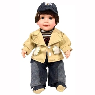 Cherish Crafts Landon 25-inch Musical Vinyl Doll