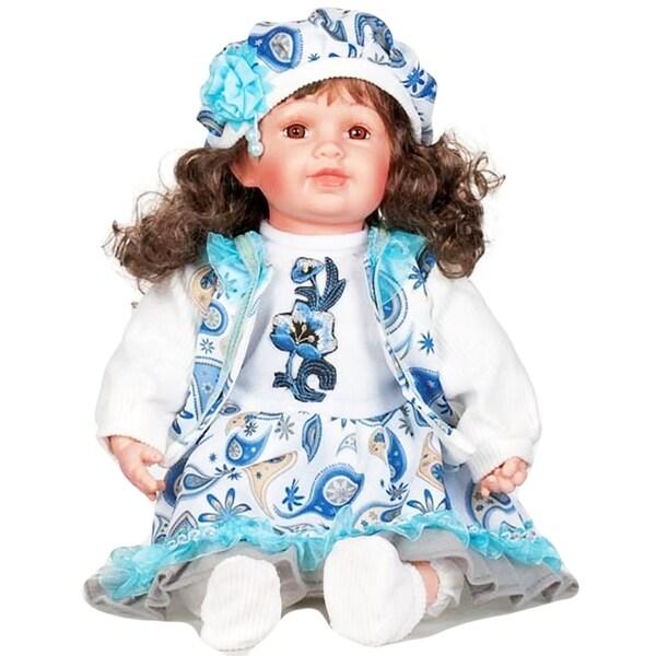 Cherish Crafts Earleen 25-inch Musical Vinyl Doll