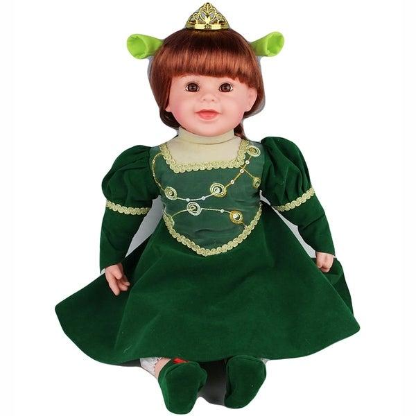 Cherish Crafts Joann 25-inch Musical Vinyl Doll